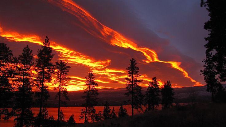 ~ Sunrise ~  Kelowna