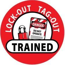 #Lockout #Tagout devices help prevent worker injuries during machine service and repair.  We are providing best lockout tagout training for those how has need it at no extra charges.