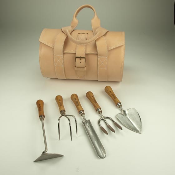 The Garden Tool Bag Designed By Harri Koskinen With Sneeboer Tools.