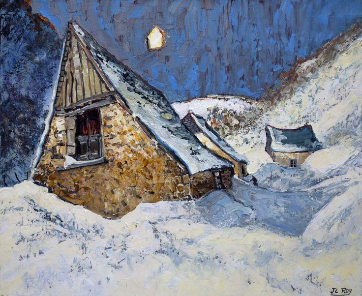 jean claude roy painting | Jean Claude ROY - Galerie Iroise Douarnenez