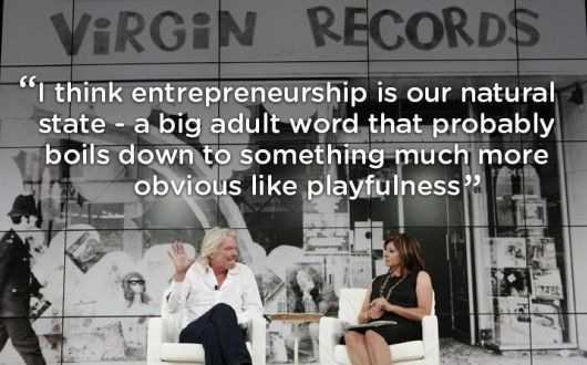 Richard Branson - A Seriously Cool Dude