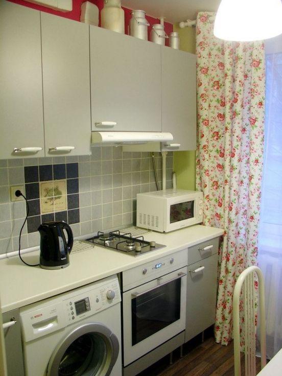 """Маленькая кухня в """"хрущевке"""" - IKEA FAMILY"""