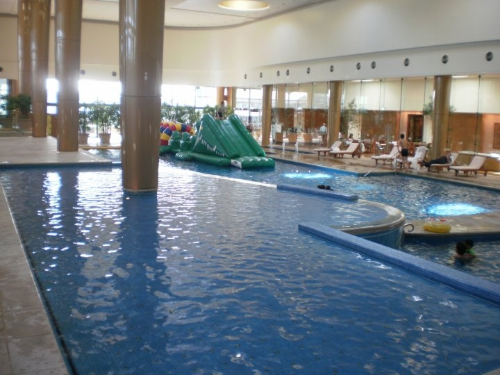 Crown Towers Pool, Melbourne