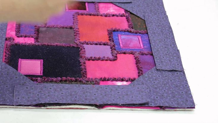 Kim Caskey - Facing tutorial Review this one before completing quilt binding
