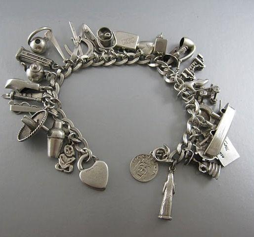 Silver Bracelets With Charms: 25+ Best Ideas About Charm Bracelets On Pinterest