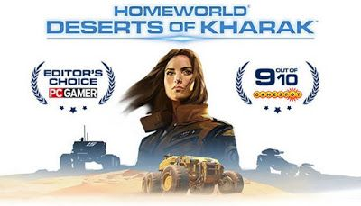Homeworld Deserts of Kharak v1 3 | 2Games.tk Home of The Major Groups Scene PC Releases  A ground-based RTS prequel to the classic Homeworld games. Assemble your fleet and lead them to victory on the shifting sands of Kharak in this compelling strategy game for PC from Blackbird Interactive.