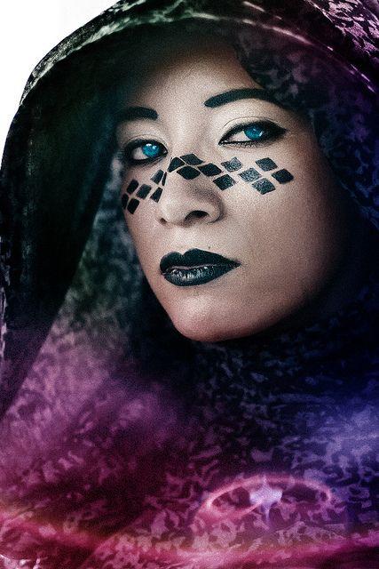 Female Sith by Luis Montemayor, via Flickr