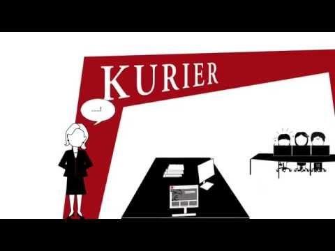 Video: 24 Stunden im Leben einer Zeitung (mehr dazu auf http://kurier.at/60jahre)
