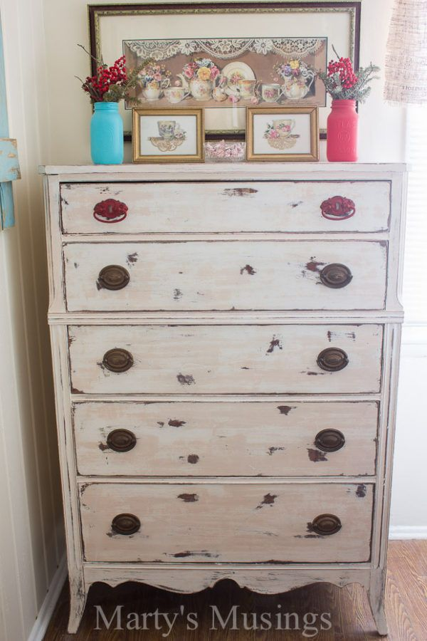 Surprising 5 Mistakes People Make With Chalk Paint Vintage Painted Beutiful Home Inspiration Truamahrainfo