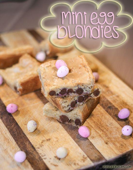 Finger food dessert! Great for Easter