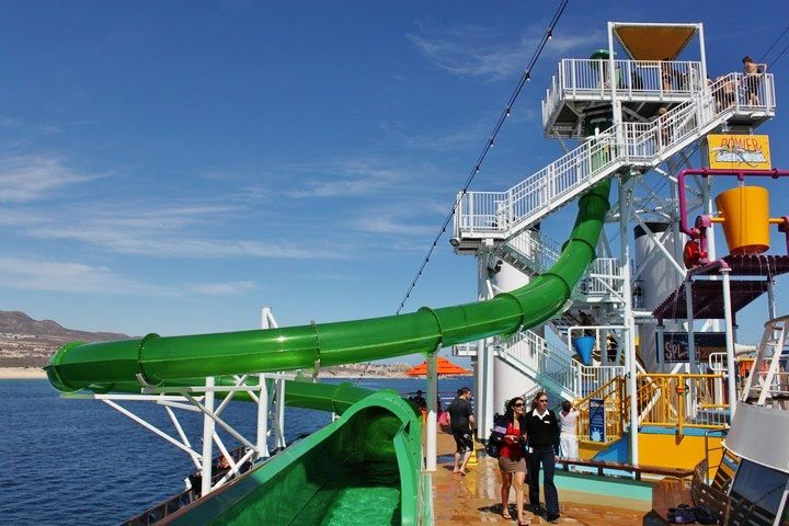 10 kids activities on board Carnival Spirit