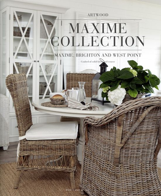 dining inspiration - eMagazine Publication from http://artwood.se
