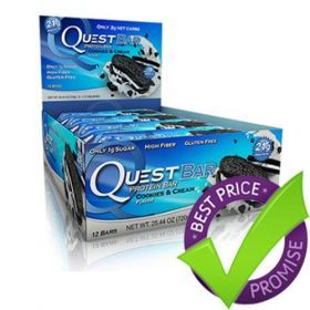 NEW ENTRY: Da oggi disponibili le barrette della linea #questnutrition . Quest Bar sono prive di #glutine  e con 20 grammi di #proteine  di elevata qualità. http://www.nutritioncenter.it/quest-protein-bar-60-gr.html  #senzaglutine   #questbar   #questbars   #barretteproteiche
