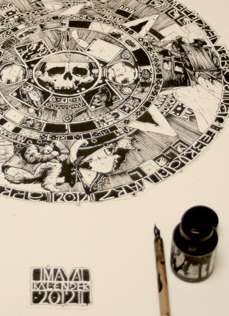 Maya Kalender 2012