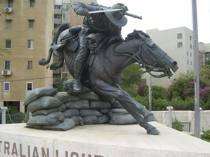 Australian Light Horse Memorial, Beersheba