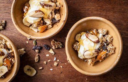 Cereal Clusters Recipe - Great British Chefs