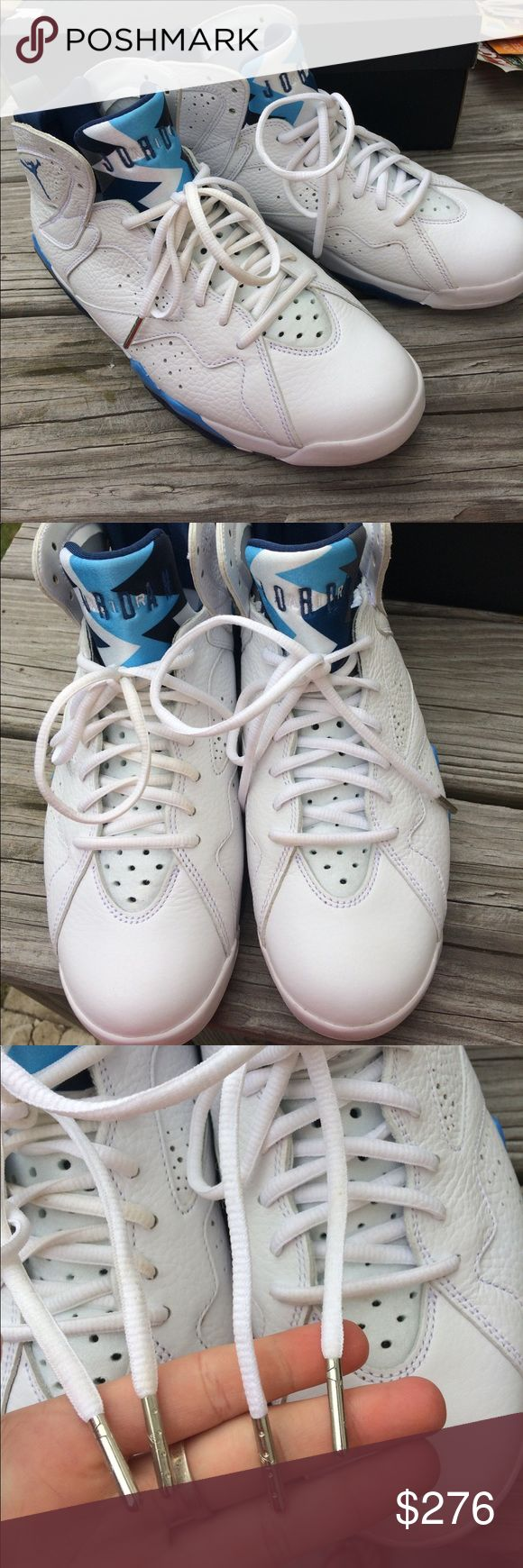 Air Jordan retro 7 Perfect condition and comes with og box and Jordan 23 paper Jordan Shoes Sneakers
