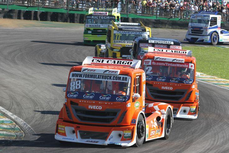 Formula Truck moves R $ 12 million in Sao Paulo – The Interlagos Race Track - Autódromo José Carlos Pace