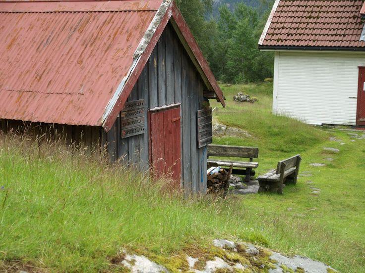 Bakken in Lysefjorden. July 19th 2015