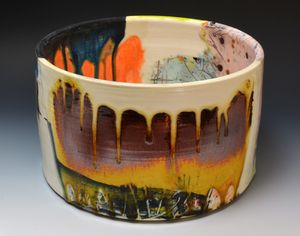 Lauren Mabry - beautiful glaze