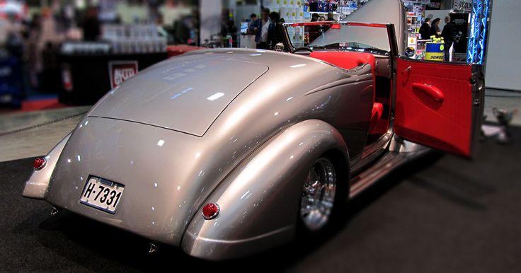 Oslo Motor Show – cars 137 135