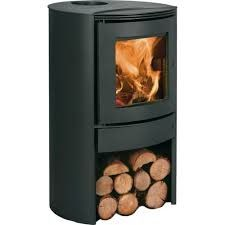 Bosca Firepoint 360 Wood Fireplace