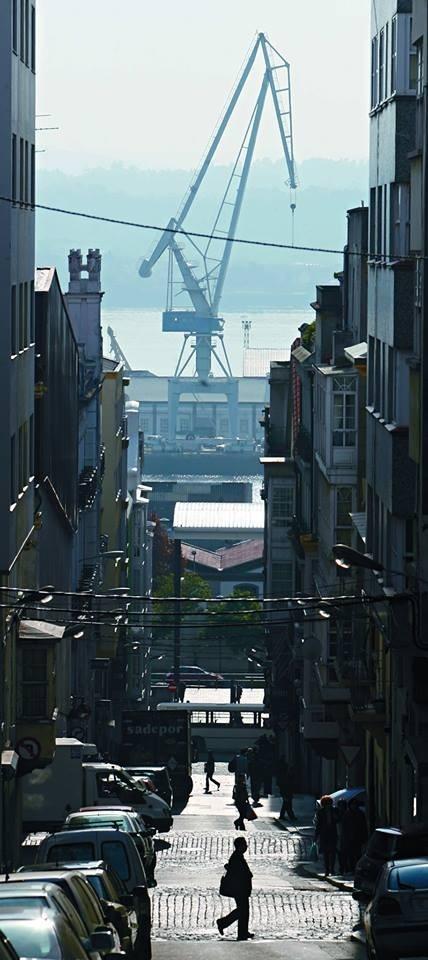 Spain, Galicia, A Coruña, Ferrol