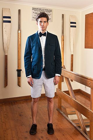 Nathan Jolliffe in MJ Bale's S/S11 Campaign at Tamarama  www.mjbale.com