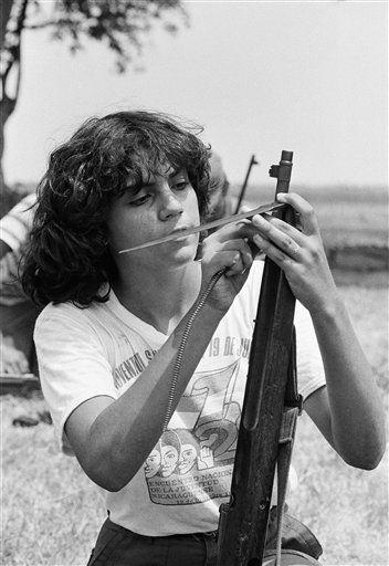 Women during the Sandinista Revolution