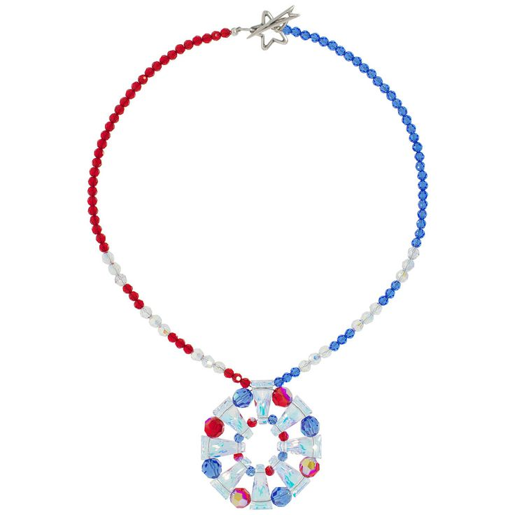 139 best patriotic beaded images on pinterest bead for Patriotic beaded jewelry patterns