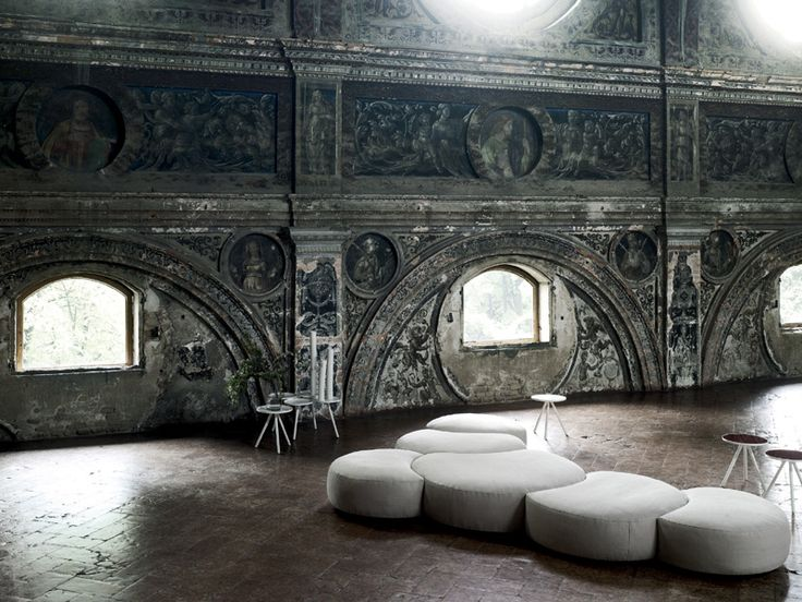 Upholstered modular sofa PASTICCA by Living Divani   design Piero Lissoni