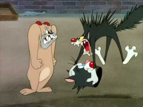 An incredibly funny Tex Avery MGM cartoon. It doesn't get any better than the final 30 seconds.