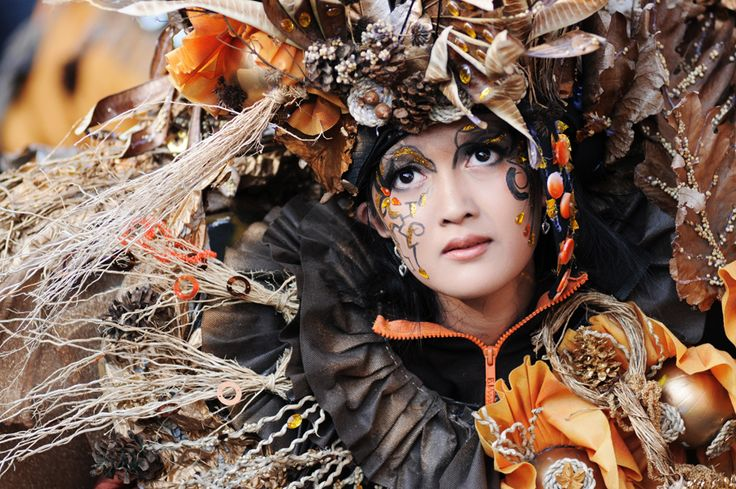 Indonesia Jember Fashion Carnaval