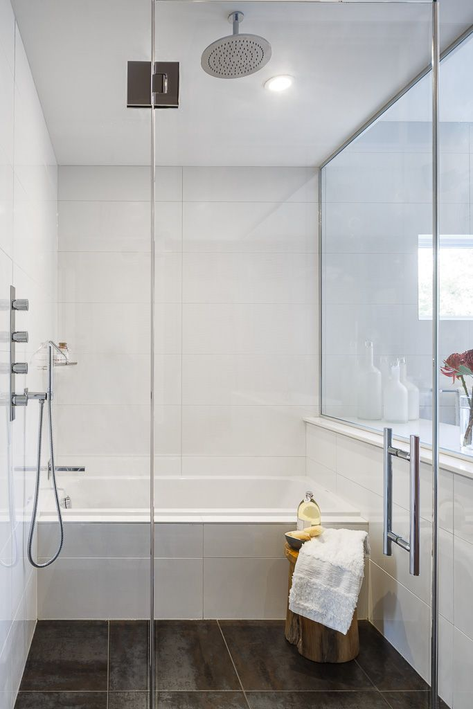 Wet Room Shower And Tub In Onebathroom Designpowder Room Custom Bathroom Design Centre Design Inspiration