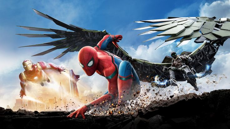 Watch Spider-Man: Homecoming Full Movie Following the events of Captain America: Civil War, Peter Parker, with the help of his mentor Tony Stark, tries to balance his life as an ordinary....