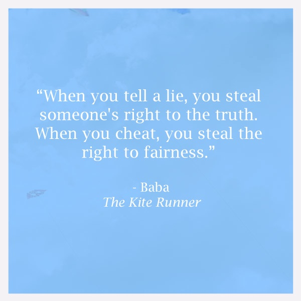 #TheKiteRunner #Quotes #Film