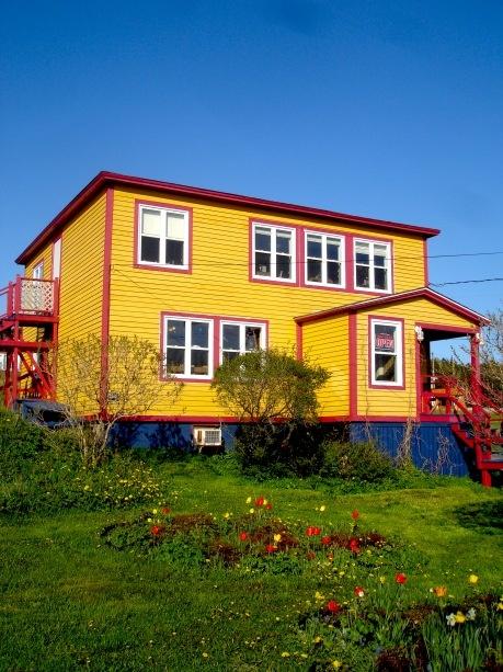 Java Jack's Restaurant, Rocky Harbour, Newfoundland