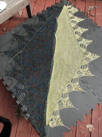 Stop Me Before I Crochet Another Seafoam Shawl! - Marcy Smith's Blog - Crochet Me