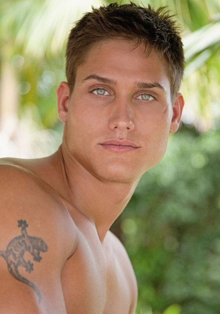 Vadim Farrel  Interesting Faces, Male Face, Handsome Men-6924