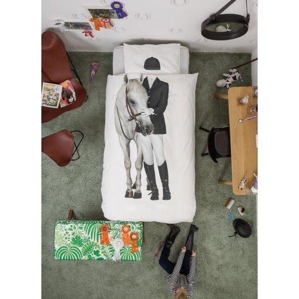 @SNURKbedding  Amazone dekbedovertrek  #paard #paardrijden #cool #bed #snurk #snurken #dromenland #slapen #iedereen #fantasie #origineel #dekbed #dekbedovertrek #design #Flinders
