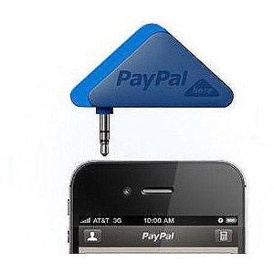 PayPal Here Credit Card Reader for Mobile Credit Card