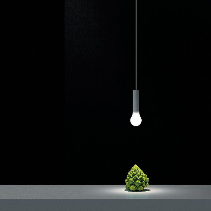 LED IS MORE - LED lamp Suspended