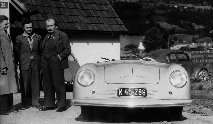 Ferdinand Porsche - Stuttcars.com