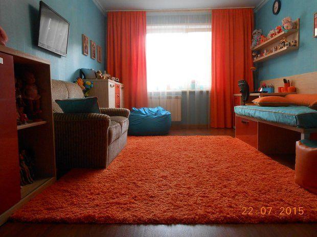 """Детская: """"Удобная расстановка мебели, классное качество и продуманный дизайн"""""""