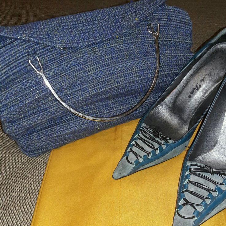 Я большой любитель сумок и тухфель, и очень люблю когда они в тон, проблема купить сумку к туфлям, но не для меня 🔴#0251_Сумка_Цвета_морской_волны. Девочки кому нужна помощь, помогу, тем более мне это приносит удовольствие вязать ↔#ЧтоТоПодЧтоТо_Lurik24