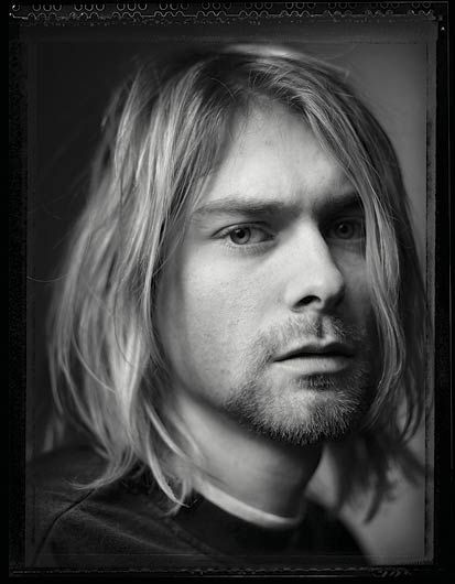 Kurt Cobain-Famous people that suffer from Bipolar Disorder...Gone too soon...Loved his music!!!