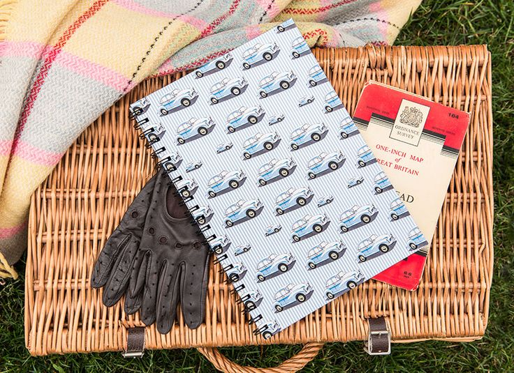One of our patterns features Doris's Morris. You can find it on stationery and on our Story Scarves.