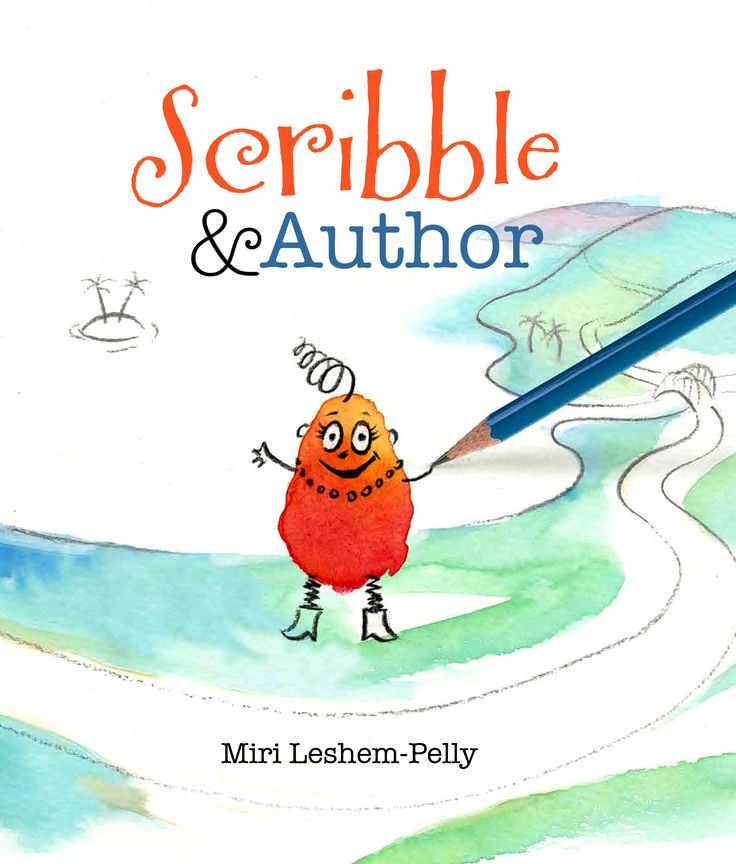 Scribble's journey starts on a peaceful shore called THE BEGINNING, continues to the rough, adventurous MIDDLE, and leads finally to the gate of THE ENDING, but it's not at all what Scribble expected… A picture book about finding your own voice, making your own decisions, and writing your own story.