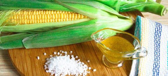 Кукуруза запеченная   Вкусные кулинарные рецепты