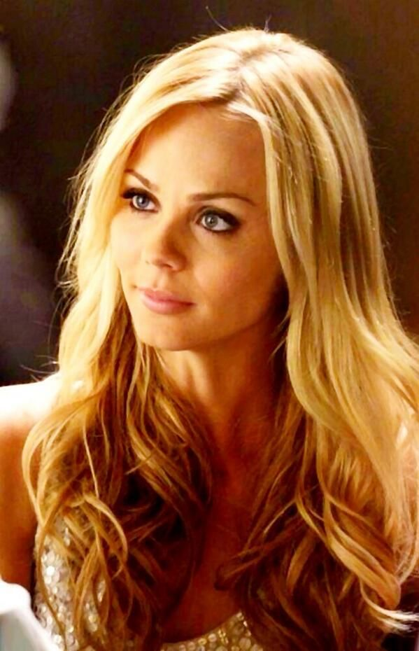 Elena Michaels played by Laura Vandervoort in the show Bitten. She's absolutely gorgeous!